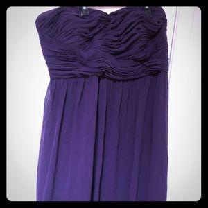 Plus size formal dress